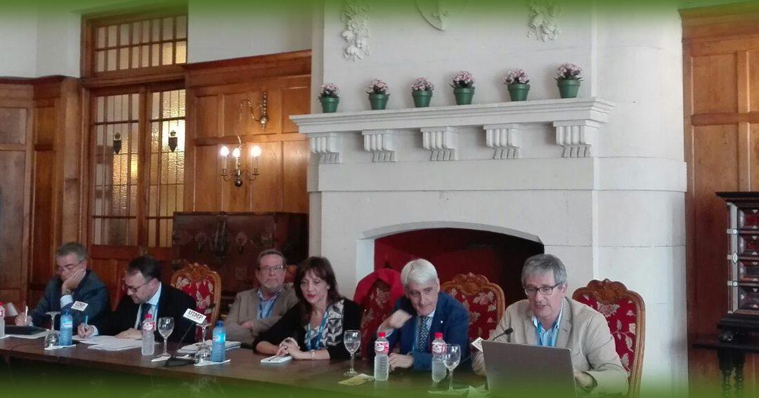 ·  Eva  Ferreirak,  Unibasq-eko  Zuzendariak,  UIMP-eko  Uda  Ikastaroetan  parte  hartu  du.