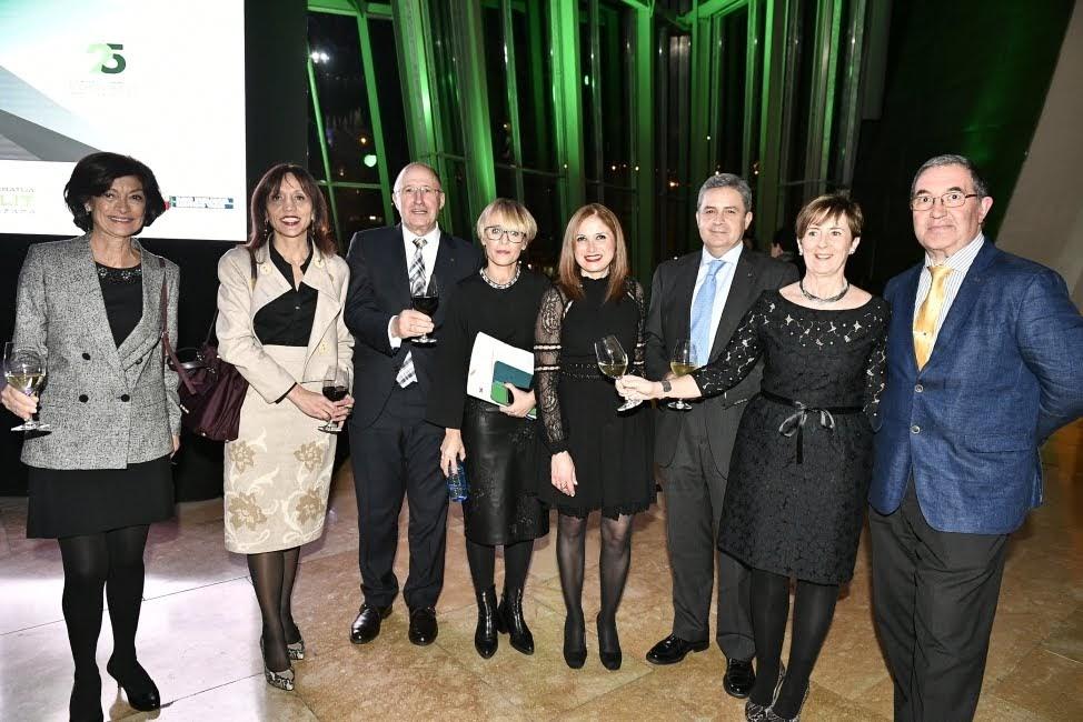 ·Unibasq asiste a la celebración del 25 aniversario de Euskalit