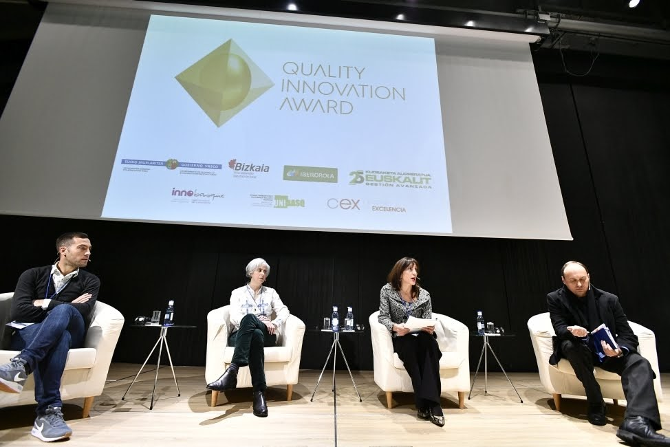 ·Unibasq organised a round table in the workshops prior to the Quality Innovation Awards