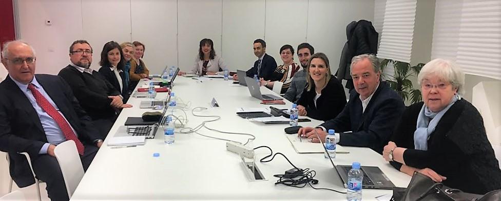 ·Reunión de la Comisión Asesora de Unibasq