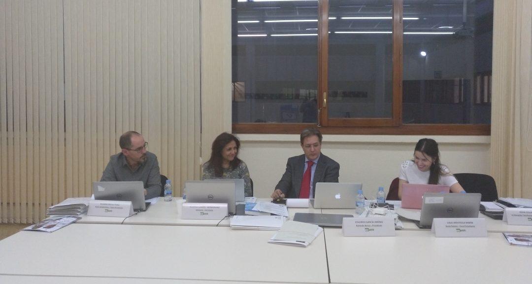 • La comisión DOCENTIA de Unibasq visita la UPV/EHU