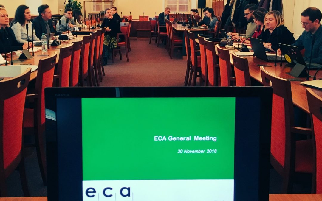 • UNIBASQ ATTENDS ECA'S AUTUMN SEMINAR IN PRAGUE