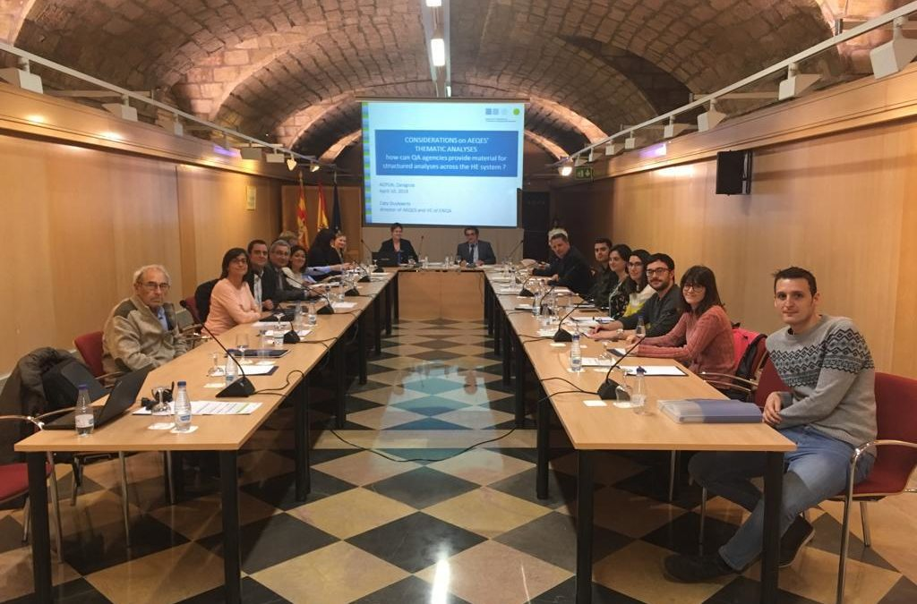 •Unibasq attends ACPUA's Seminar on University Quality